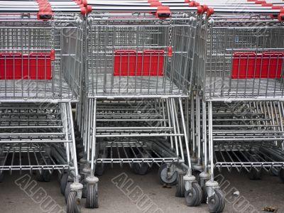 Shopping-Cart-Row