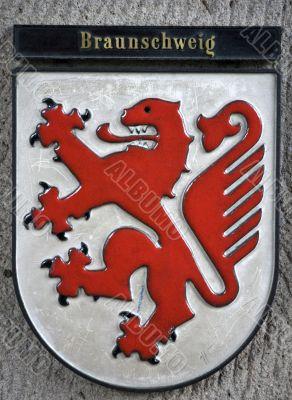 city arms--Braunschweig