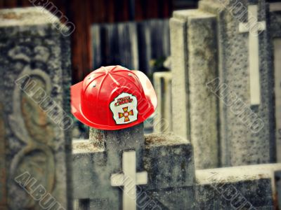Toy in a Graveyard