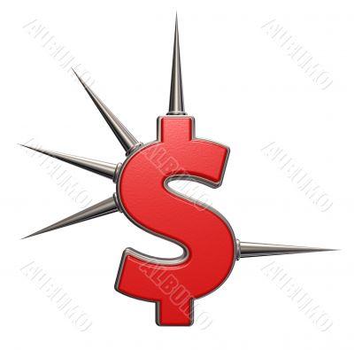 prickles dollar