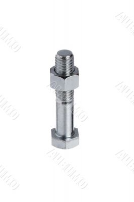 standing nut and bolt