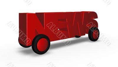 news on wheels
