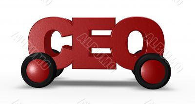 ceo on wheels
