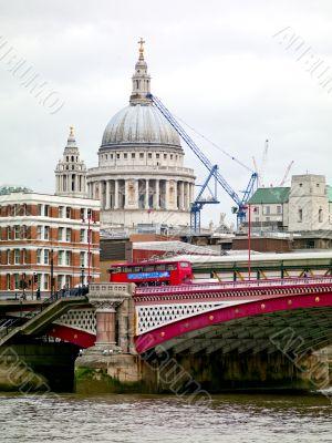 London Landmarks from Afar