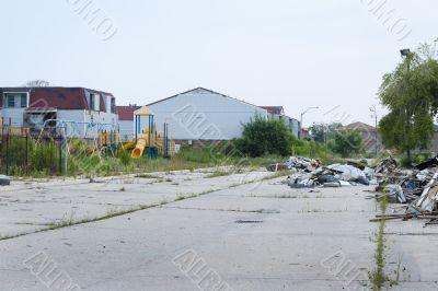 Abandoned Neighbourhood