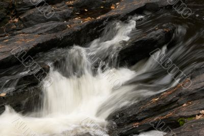 image of flowing water