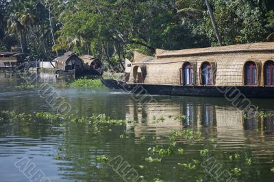 Indian Houseboat
