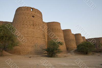 Derawar Fort cholistan bahawalpur
