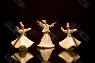 Performing Dervishes