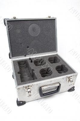 Lens hard case