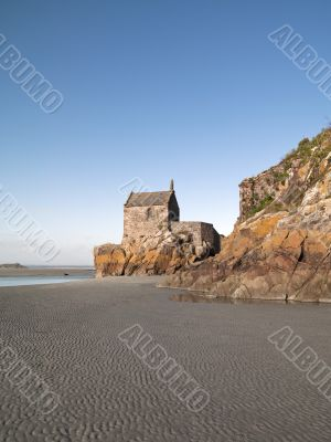 small seaside home