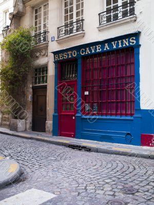 Resto Cafe in Paris