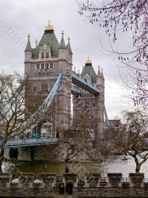 Vertical Tower Bridge