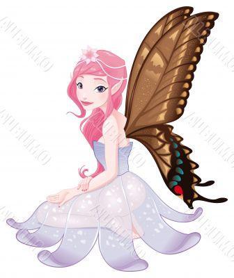 Young fairy.