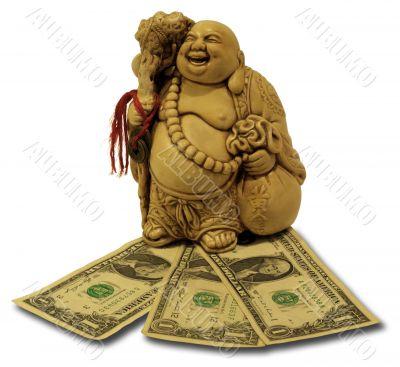 Hottey - god of wealth.