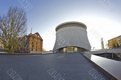 Museum of Stalingral battle