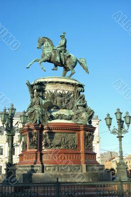 Monument of Nicholas I