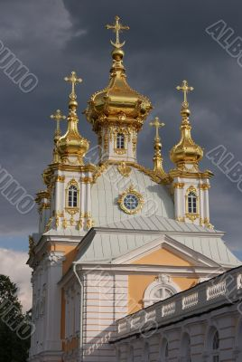 Great Palace in Peterhof