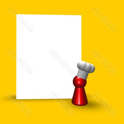 cook and blank board
