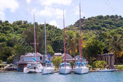 English Harbour, Antigua