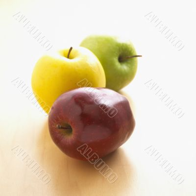 Assortment of Apples