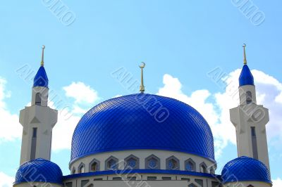Islam temple of the South Russia