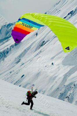 Paraplane aktivity