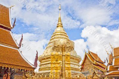 Phra That Doi Suthep.