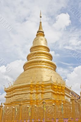 Phra That Haripunchai.