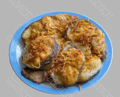 Fried fish 2