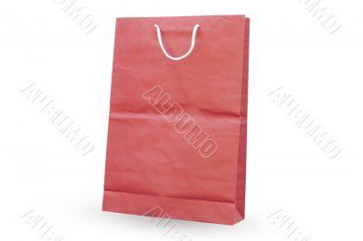 Paper bags.