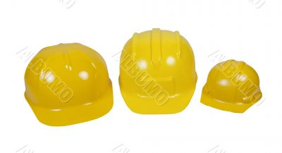 Family of Hard Hats
