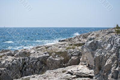 Croatian sea view