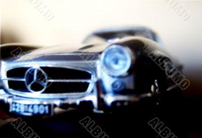 Mercedes SL model car