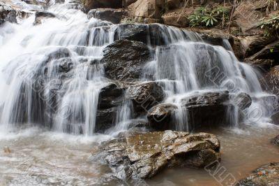 Mae Sa Waterfall.