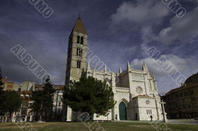 Church of La Antigua, Valladolid, Spain Dec. 22nd 2012