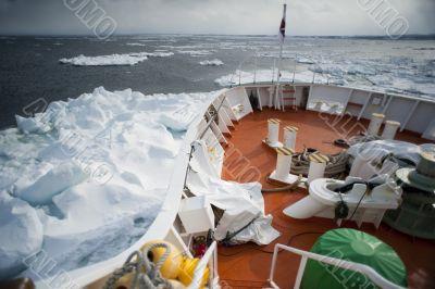 Abashiri Icebreaker
