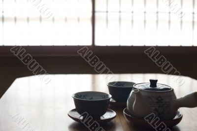 Japanease Tea set