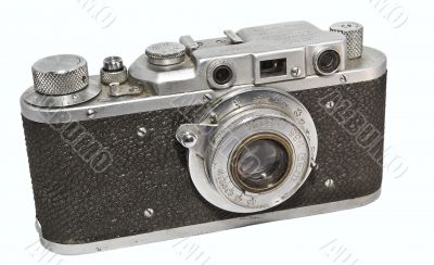 Soviet photocamera FED-NKVD