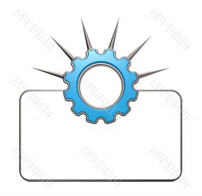 prickles gear wheel