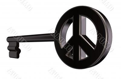 peace key