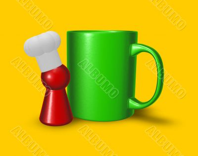 mug and cook