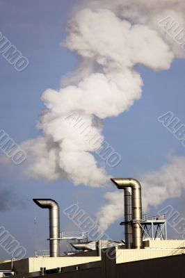 polluting industry