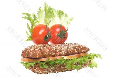 Ð¡heerful sandwich