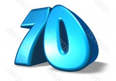 cartoon number