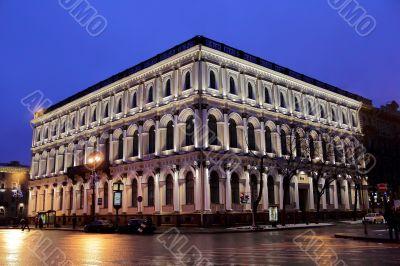Details exterior in Sankt Petersburg