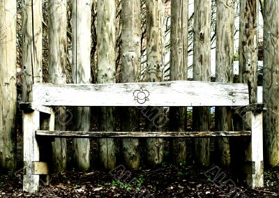 The park-bench