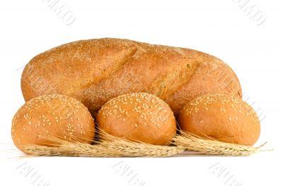 Fresh baked