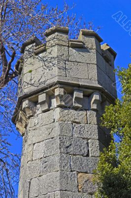 Tower of the Vorontsov palace