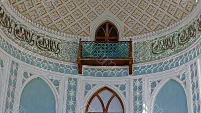 Balcony in Vorontsov palace